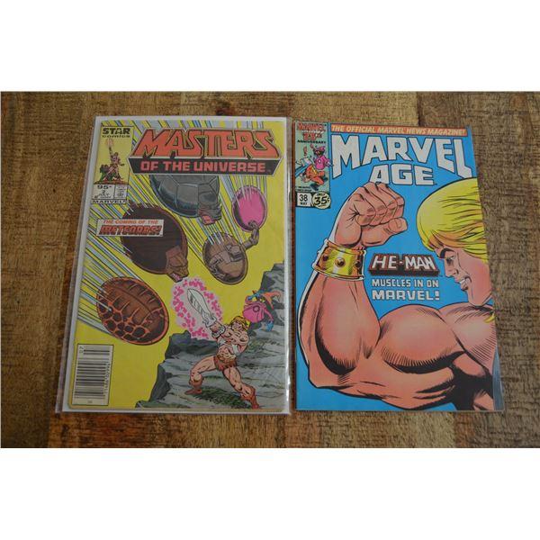 He-Man Comics