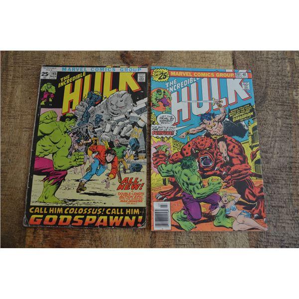 Hulk 145 201