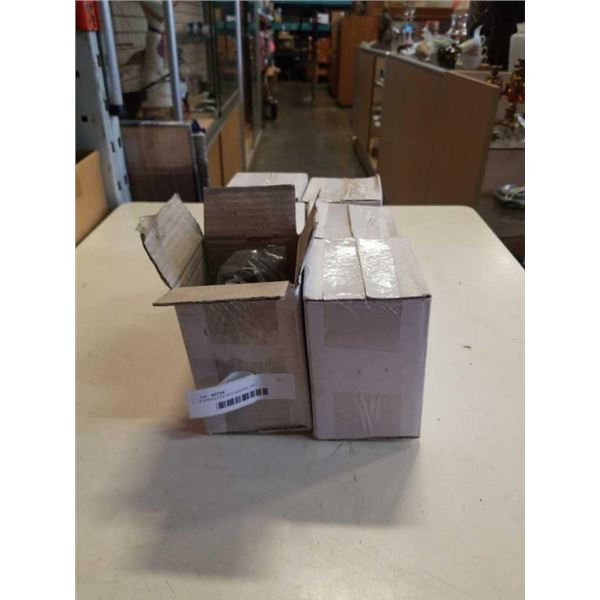 6 STAINLESS ROTISSERIE SPIT MEAT FORK REPLACEMENT KITS