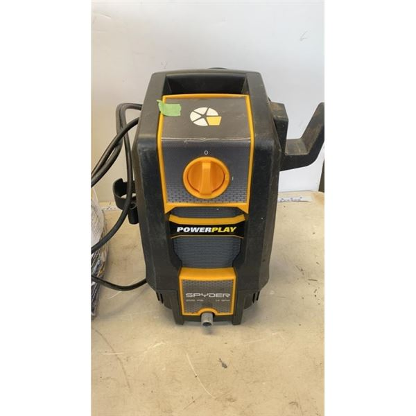 SPYDER ELECTRIC POWER WASHER 2030 PSI
