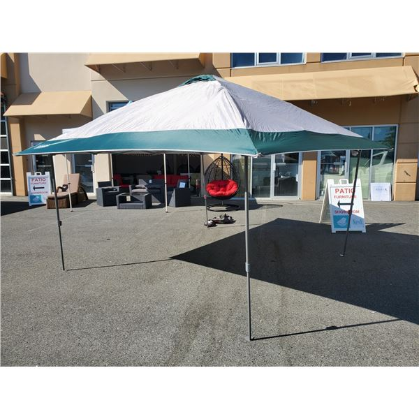 13ft x 13ft Coleman instant one peak canopy