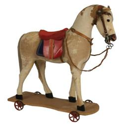 Childs Hobby Horse, Early 20th century