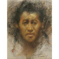 Ramon Kelley, Pastel