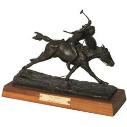 A.J. 'Jack' Richardson, Bronze Sculpture