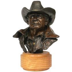 Veryl Goodnight, Bronze Sculpture