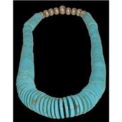 Navajo Heishi Necklace