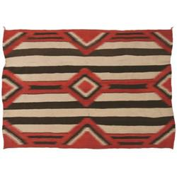 Navajo 3rd Phase Chief Shoulder Blanket
