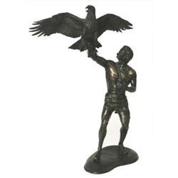 William Hald, Bronze Sculpture