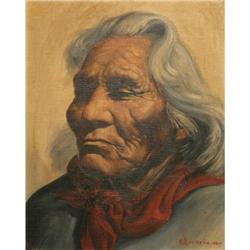 Elizabeth Lochrie, Oil on Canvas