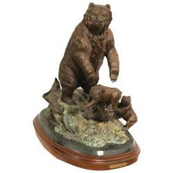 Gary Cooley, Bronze Sculpture