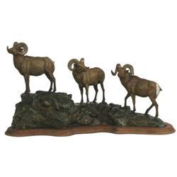 Ross Contway, Bronze Sculpture