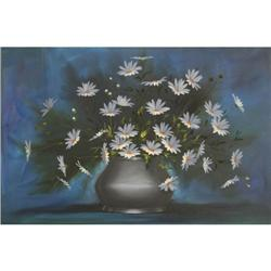 Shirley Ann Austin, Oil on Canvas