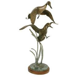 Geoffrey Smith, Bronze Sculpture