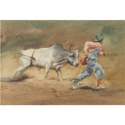 Bud Helbig, Watercolor