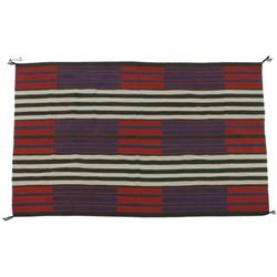 Navajo Chief's Blanket, 2nd Phase, Lillie Joe