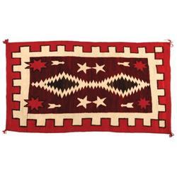 262: Navajo Rug, c. 1915-1925