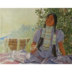 301: Ross Stefan, Oil on Canvas