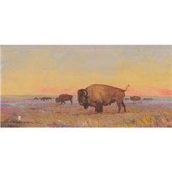 319: Ace Powell, Oil on Canvas