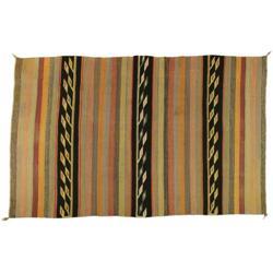 334: Navajo Rug, Crystal Revival Period, 1930s