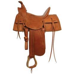 338: F.A. Meanea Company Saddle
