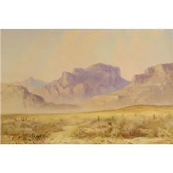 345: Rod Goebel, Oil on Canvas