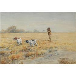 351: Olaf C. Seltzer, Watercolor