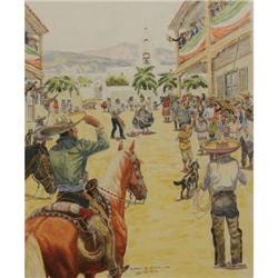 352: Byron Wolfe, Watercolor