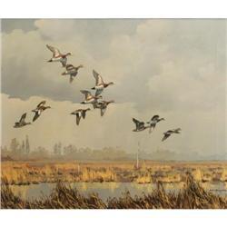 354: Hugh Monahan, Oil on Canvas