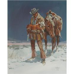 356: Newman Myrah, Oil on Canvas