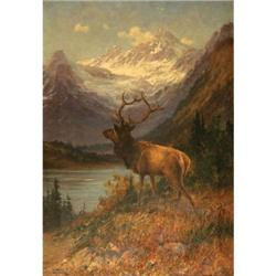 413: John Fery, Oil on Canvas