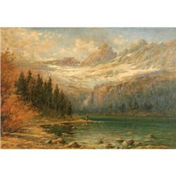 414: John Fery, Oil on Canvas