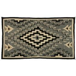 417: Navajo Weaving, Toadlena/Two Grey Hills