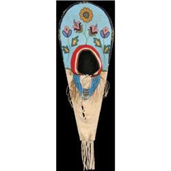 422: Nez Perce Cradle, c. 1890s