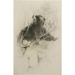 424: W. Herbert Buck Dunton, Charcoal