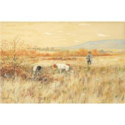428: Olaf C. Seltzer, Watercolor