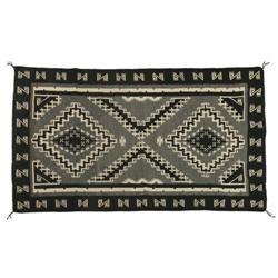 437: Navajo Weaving, Toadlena/Two Grey Hills