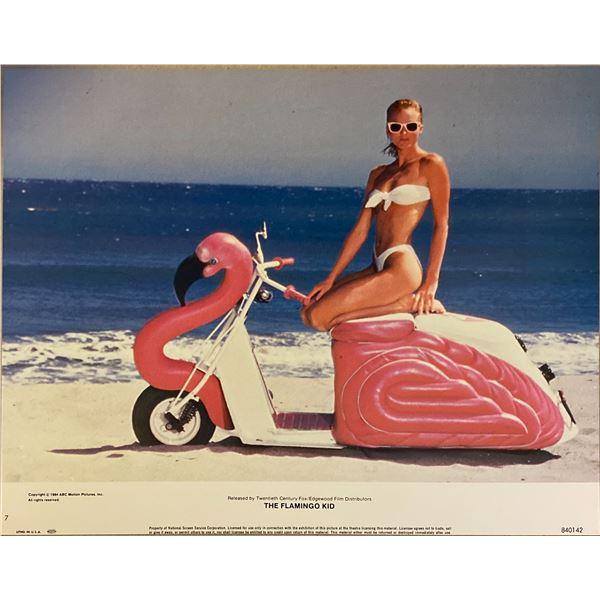 The Flamingo Kid original 1984 vintage lobby card