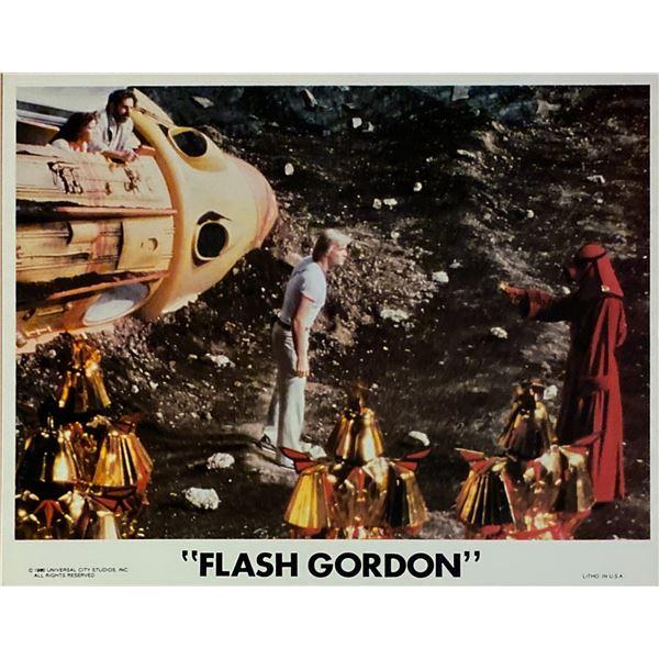 Flash Gordon original 1980 vintage lobby card