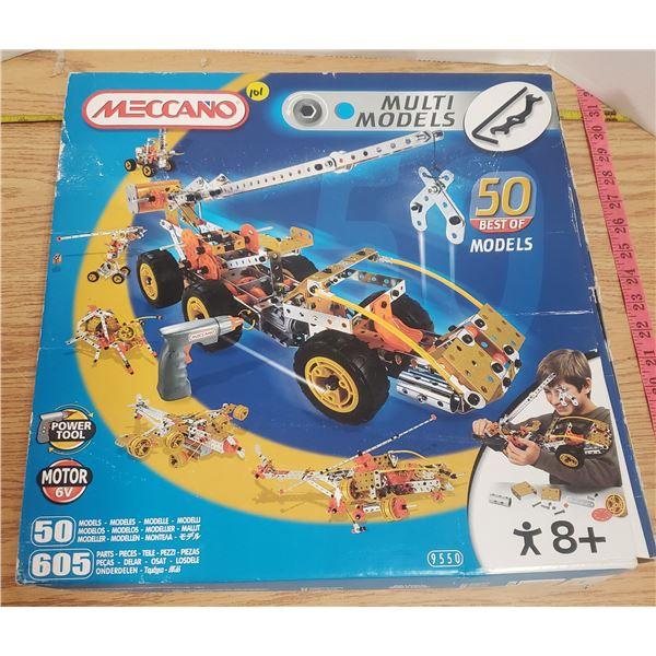 Meccano Toy set