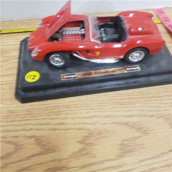 1/24 scale die cast Ferrari