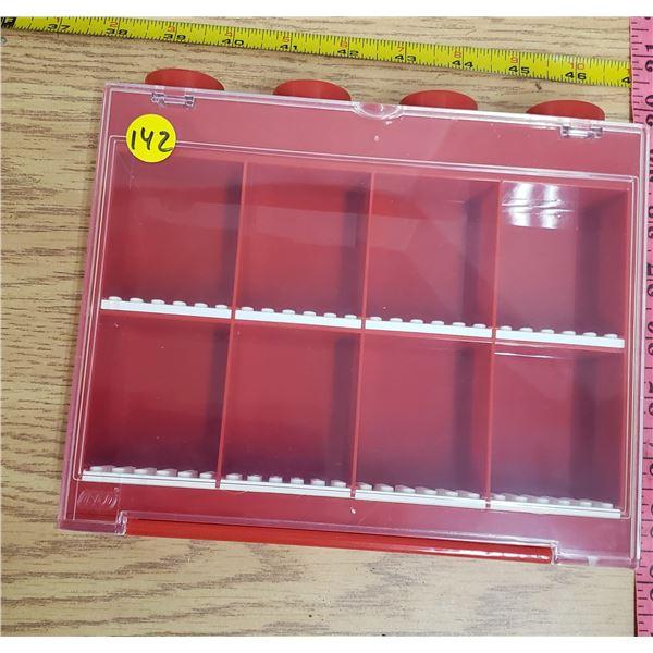 plastic LEGO storage container