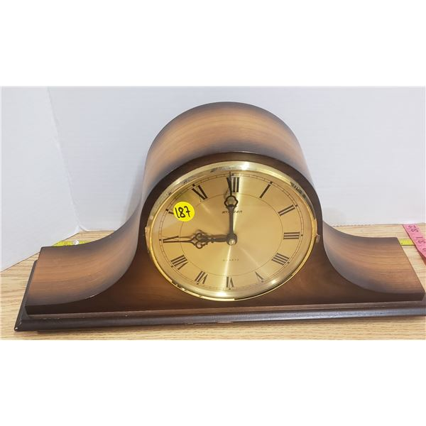 Staiger (Germany) Battery operated mantle clock