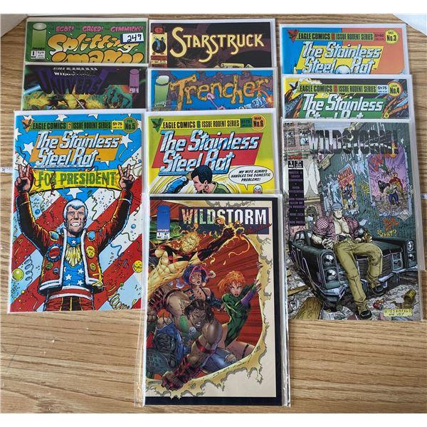 10 Comics