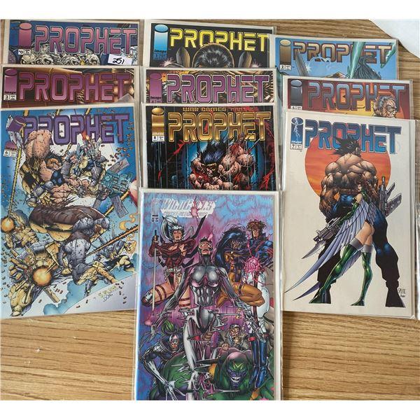 10 Prophet Comics