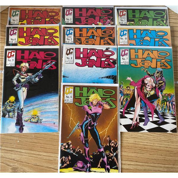 Halo Junes 10 Comics