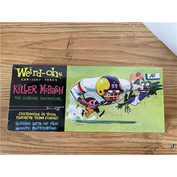 Weird-Ohs Killer Mcbash