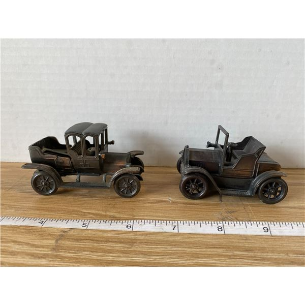 2 Cooper Car Pencil Sharpeners