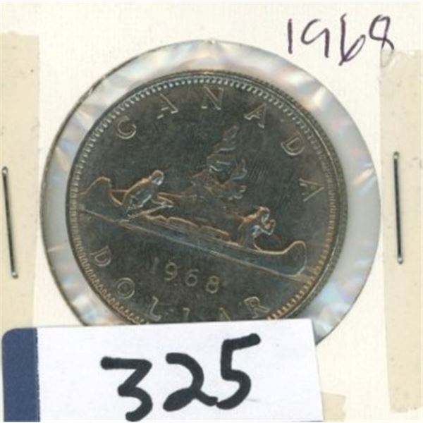 1968 Canadian 50 Cent