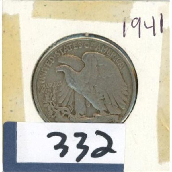 1941 U.S 50 Cent