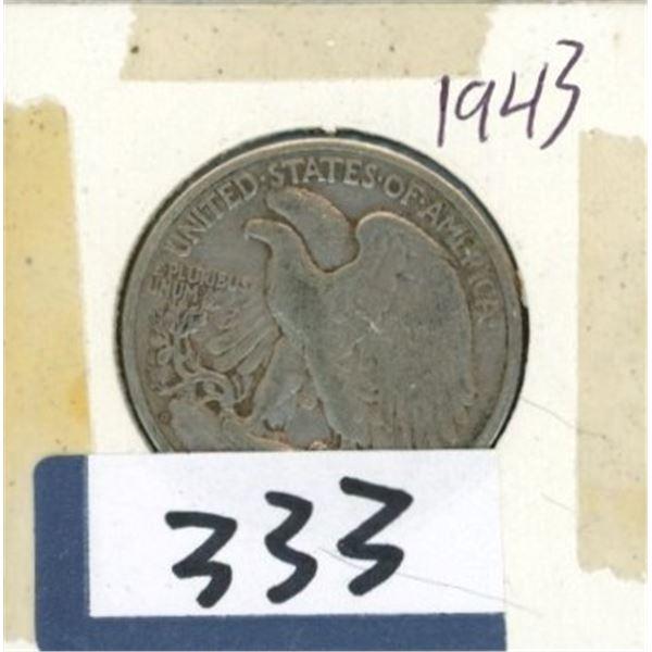 1943 U.S 50 Cent
